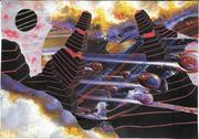 """Last Wave"" collage"
