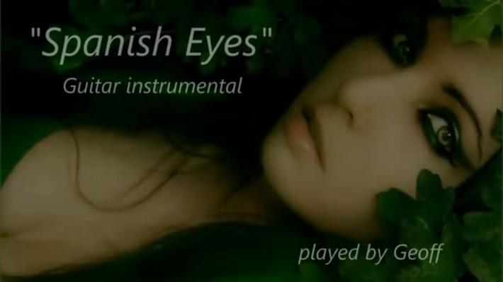 Spanish Eyes (Guitar instrumental)[via torchbrowser.com]