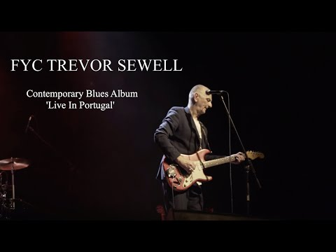 Matter Of Time - Trevor Sewell Band 'Live In Portugal :)
