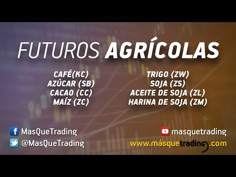 Vídeo análisis de futuros de materias primas agrícolas: Situaciones dispares