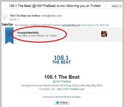 108.1 FM The Beat  @younggifted3000  https://www.facebook.com/136292470368921/posts/630599607604869/