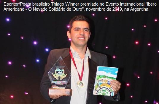 Escritor/Poeta Thiago Winner