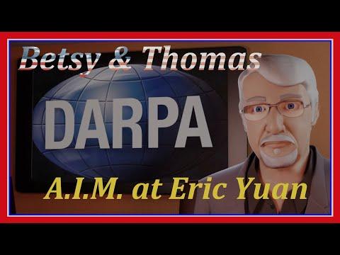 A.I.M.ing   at Eric Yuan