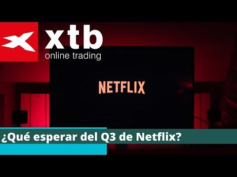 ¿Qué esperar del Q3 de Netflix?