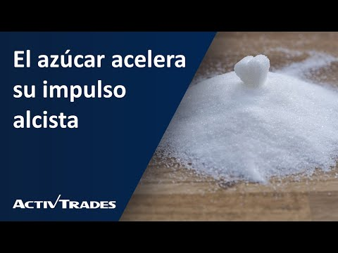 El azúcar acelera su impulso alcista