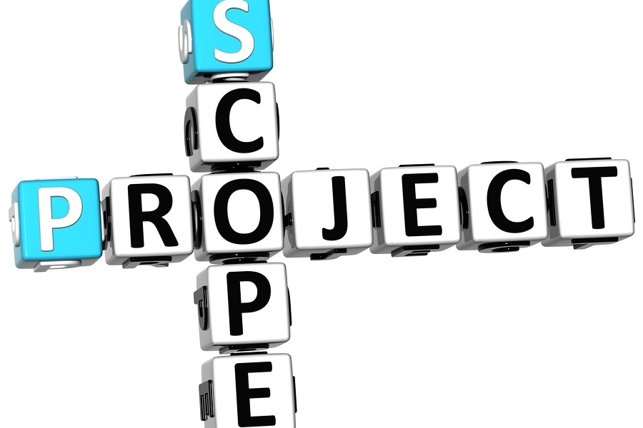 Can you really change the scope of a project?