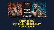 UFC 254 - Khabib Nurmagomedov vs. Justin Gaethj