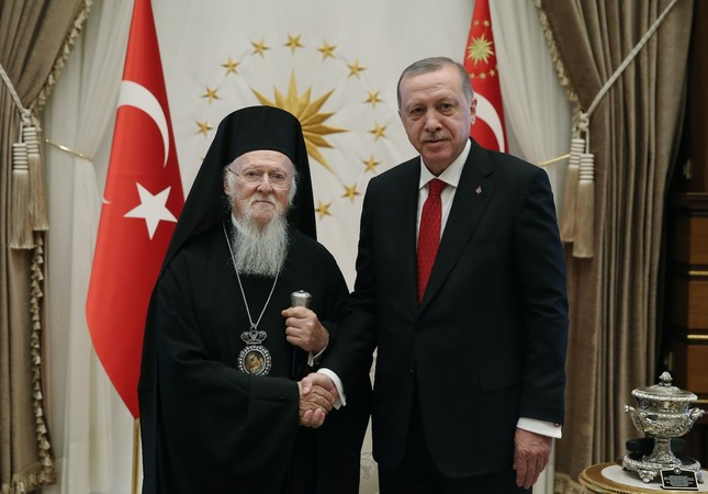 gandalf the greek & erdogan the genocider