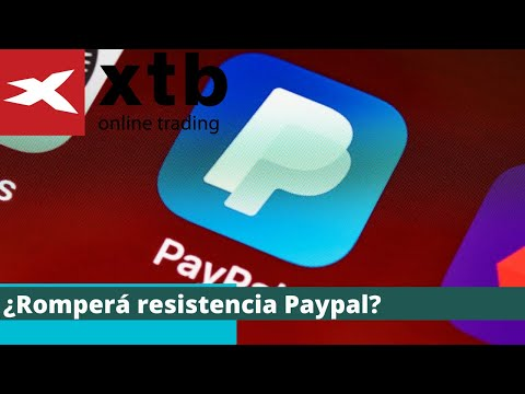 ¿Romperá resistencia Paypal?