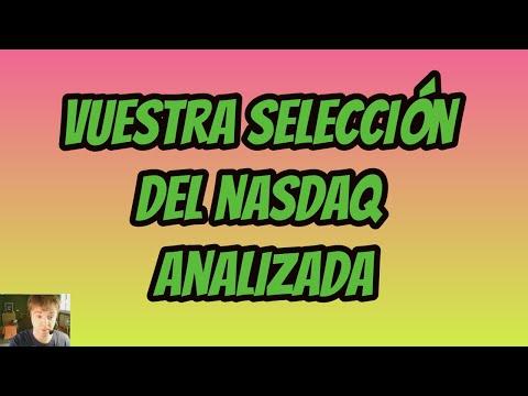 VUESTRAS ACCIONES DEL NASDAQ ANALIZADAS