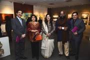 Sandeep Marwah Inaugurated La Verve Du Art
