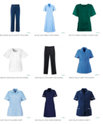 nursing uniform manufacturers