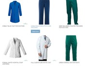 medical uniform manufacturers