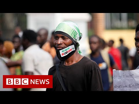 What did they do to deserve this ? End Sars protests: People 'shot dead' in Lagos, Nigeria - BBC Ne…