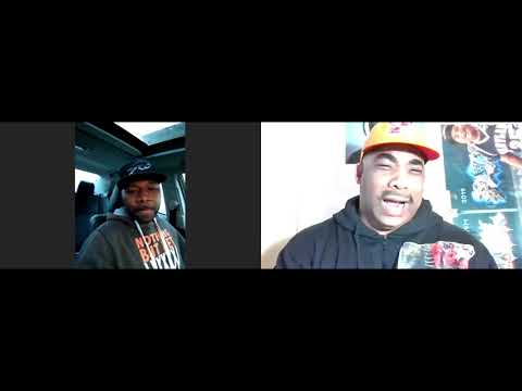 Rapper Ryze Hendrix Interview  on Bless the Mic Ciphers TV