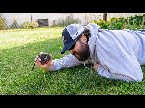 Dad's Last Lawn Day