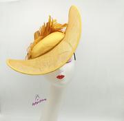 SINAMAY DISC HAT