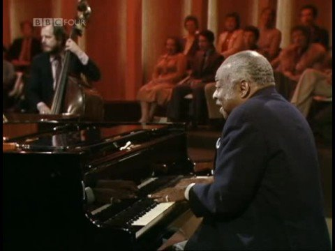 Oscar Peterson & Count Basie - Jumpin' At The Woodside