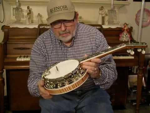 Dollywood Mini Banjo