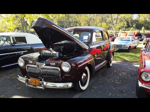 1942 Ford Tudor Sedan At the 2020 Cruise To the Forge