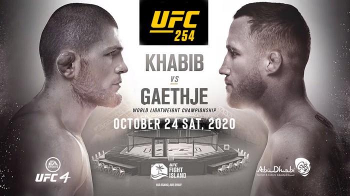 Live!! UFC 254 Khabib vs. Gaethje,(Live'STREAM)#FrEE