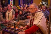 Kirtan Night at Mayapur on 13 Jan 2019