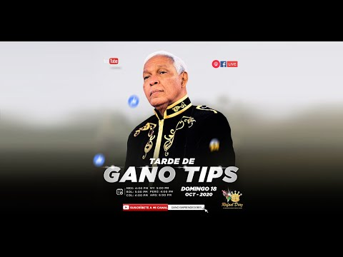 SUPER GANO TIPS CON Rafael Diaz