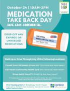 Medication Take Back Day