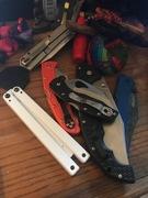 Fidgets & Knives