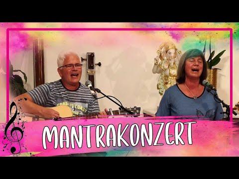 Mantrakonzert Gruppe Mudita  - Yoga Vidya Live  21:15 - 20.10.2020