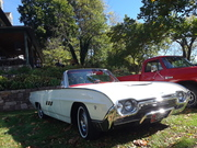 Cruise To the Forge 2020 1963 Thunderbird