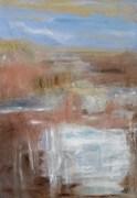 flânerie 50 x35 peinture à l'huile