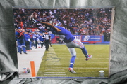 Signed Odell Beckham16x20 Photo