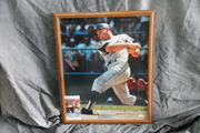 Framed Signed Harmon Killebrew 16x20 Photo