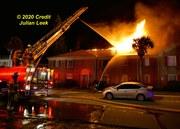 Florida Apartment Fire