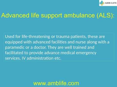 Ground Ambulance Services in New Delhi