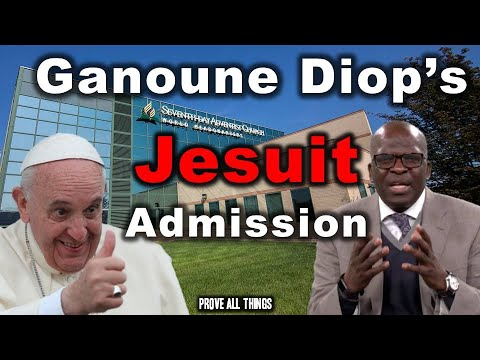 Ganoune Diop's Jesuit Admission - Prove All Things with Nader Mansour