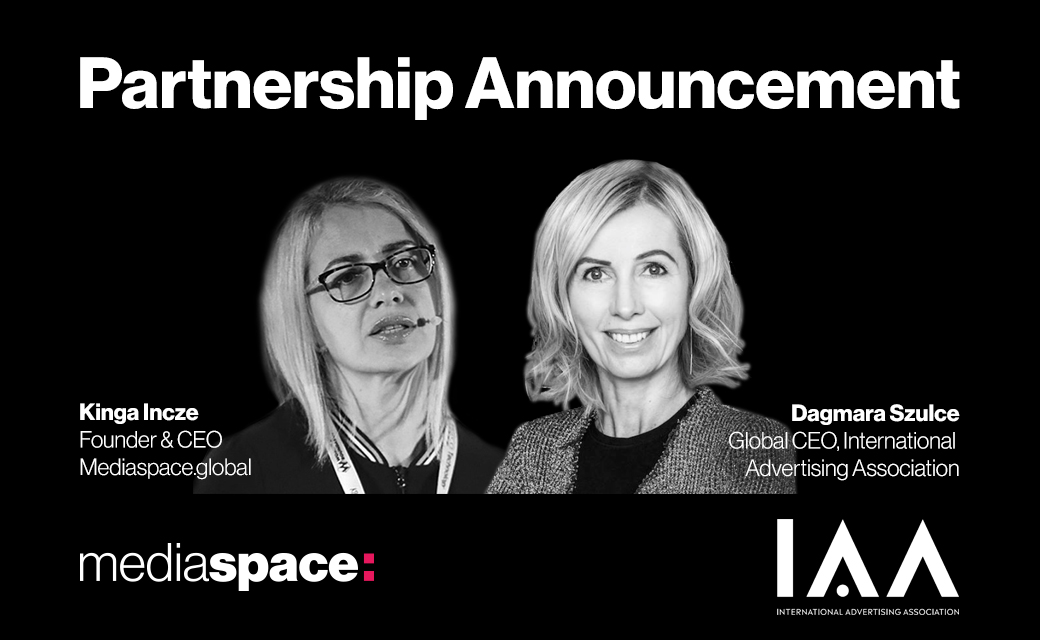 Most Influential Global Marcomm Network to Partner With Mediaspace.global