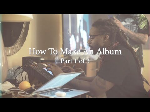 "Deuce Ellis ""How To Make An Album"" Part 1 (of 3)"