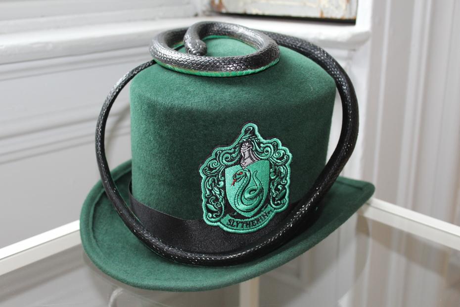Salazar | Slytherin inspired top hat
