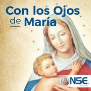 """""""CON LOS OJOS DE MARIA"""" en alianza con EWTN. Todos los Viernes a las 10am Hora de la Radio."""
