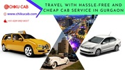 Make Your Traveling Easier with Chikucab Taxi Service in Gurgaon