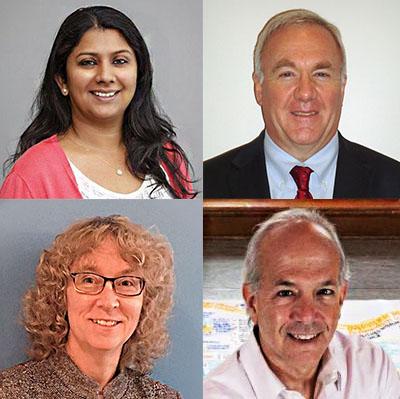 Suchitra Iyer, Roland Gamache, Elisabeth Uphoff Kato, and Daniel Stein