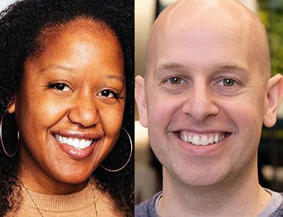 Natalie Evans Harris & Matthew Gee