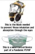 2020 mask uselessness