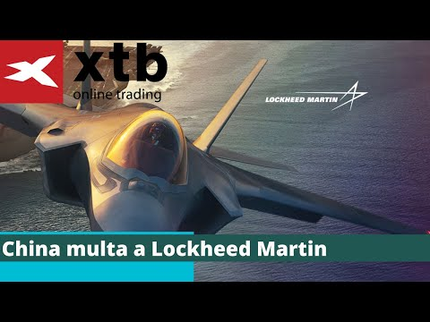 China multa a Lockheed Martin