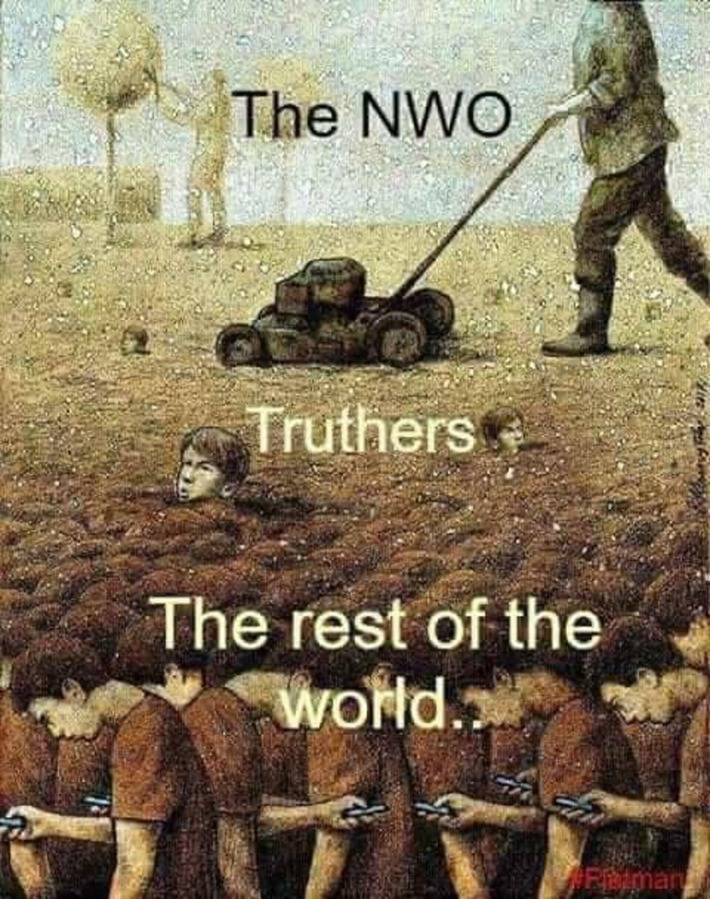 The NWO - Truthers - The Rest of the World