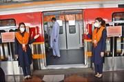 Orange Line Metro Train Lahore