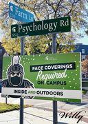 Psycho order on Psychology Rd. Michigan State University