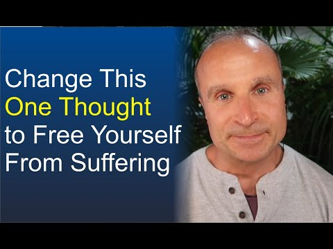 The Source of All Suffering & How to Be Free of It (Liberation)